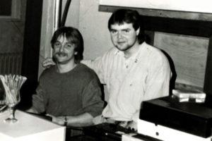 Ronald Schilling DJ-Manfred Beniers-DJ Commander