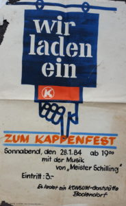 Kappenfest in Bodendorf